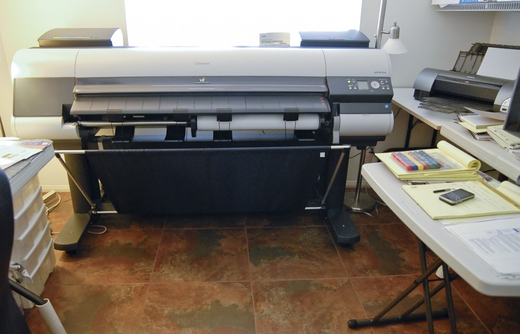 "Canon IPF 8100 -44"" Printer"