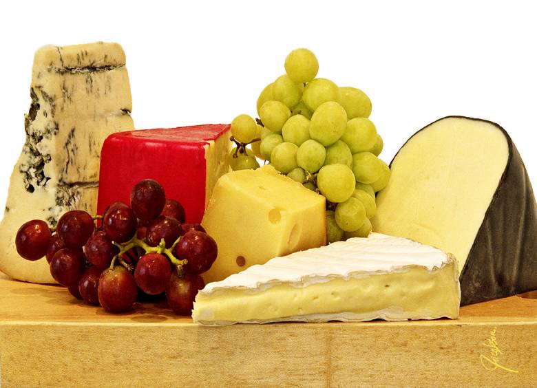 Cutting Board - Serving Tray - Cheese