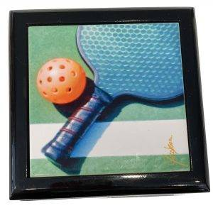 pickleball jewelry box
