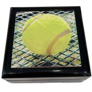 tennis jewelry box