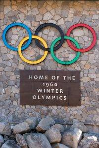 Squaw Valley Winter Olympics 1960